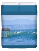 Santa Cruz Surf Duvet Cover