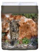 Santa Fe House 1 Duvet Cover