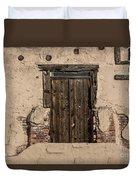 Santa Fe Duvet Cover