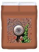 Santa Fe Pottery Duvet Cover