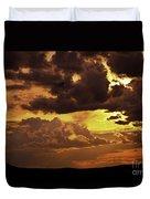 Santa Fe Sunset Duvet Cover