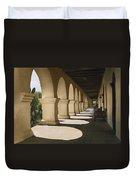 Santa Inez Arches Duvet Cover