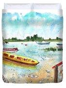 Santa Luzia 02 Duvet Cover