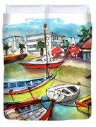 Santa Luzia 04 Duvet Cover