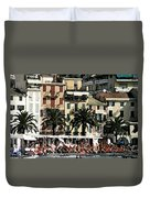 Santa Margherita Duvet Cover