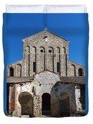 Santa Maria Assunta Duvet Cover