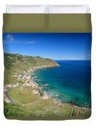 Santa Maria Azores II Duvet Cover