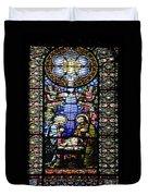 Santa Maria De Montserrat Abbey 1 Duvet Cover