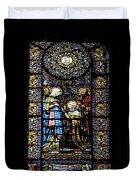 Santa Maria De Montserrat Abbey 2 Duvet Cover