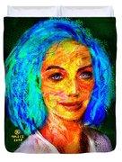 Santia True Colors 673 Duvet Cover