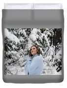 Sara Wondering Duvet Cover