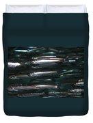 Sardine Duvet Cover