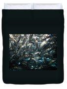 Sardines 2 Duvet Cover