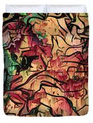 Sargam Abstract A1 Duvet Cover