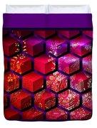 Sari Cubed Duvet Cover