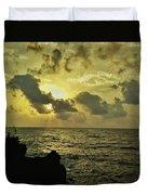 Sarjekot Sunset Point Duvet Cover
