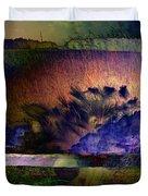 Saskatchewan 6  Duvet Cover