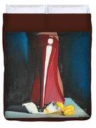 Sassy Shoe Duvet Cover