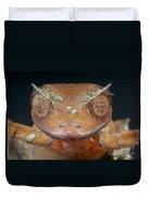 Satanic Leaf-tailed Gecko Duvet Cover