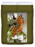 Satyr Comma Duvet Cover