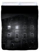 Savannah By Night Duvet Cover