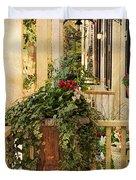 Savannah Porch Duvet Cover
