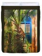 Savannah Window Duvet Cover