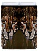 Save The Cheetahs Duvet Cover
