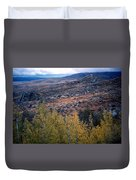 Sawtooth National Forest 1 Duvet Cover