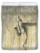 Saxophone A Series Of Works  Duvet Cover