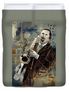 Saxplayer 570120 Duvet Cover