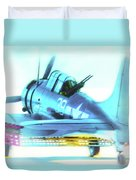 Sbd Dauntless Duvet Cover