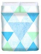 Scandi Blue Duvet Cover