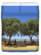 Scapes Of Our Lives #29 Duvet Cover
