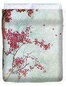 Scattered To The Four Winds Duvet Cover