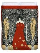 Scene From Tannhauser By Richard Wagner Duvet Cover