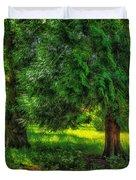 Scenes From An English Garden Duvet Cover