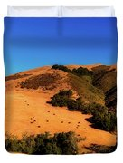 Scenic California Duvet Cover