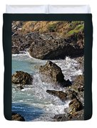 Scenic Sea Duvet Cover