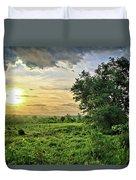Scenic Sunday 2 Duvet Cover