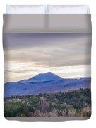 Scenic Vermont 1 Duvet Cover