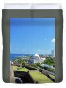 Scenic View Duvet Cover