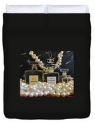 Scent Of A Woman Duvet Cover