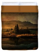 Scent Of Pines Duvet Cover