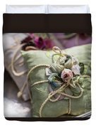 Scent Of Roses Duvet Cover