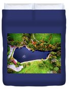 Schenk Lake Duvet Cover