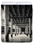 Scheveningen Pier 3 Duvet Cover