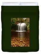 Schoolhouse Falls - Nc Duvet Cover