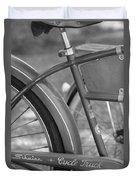 Schwinn Cycle Truck Duvet Cover