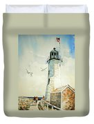 Scituate Light Duvet Cover